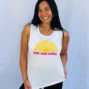 Rise & SHiNE Muscle Tank