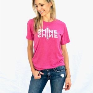 SHiNE Reflection Tee