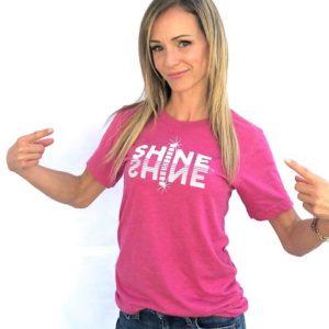 SHiNE Reflection Tee