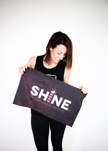 SHiNE Rally Towel